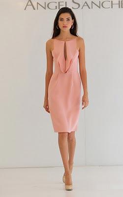Вечерние платья 2012 - 4