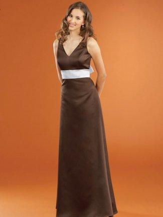 Вечерние платья 2012 - 33