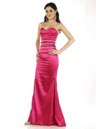Вечерние платья 2012 - 35
