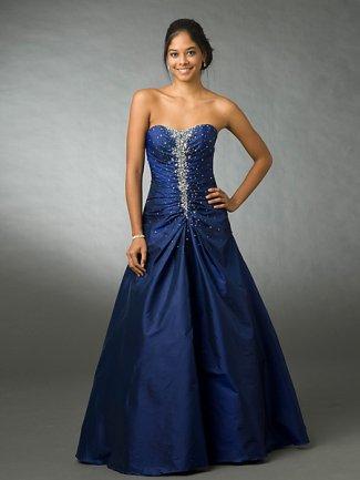 Вечерние платья 2012 - 36