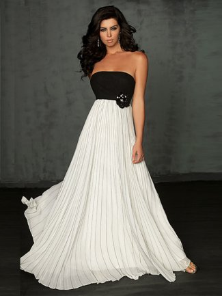 Вечерние платья 2012 - 39