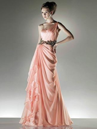 Вечерние платья 2012 - 43