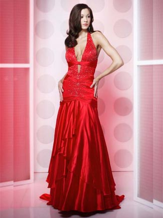 Вечерние платья 2012 - 44