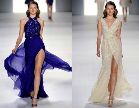 Вечерние платья 2012 - 16