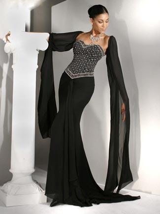 Вечерние платья 2012 - 45
