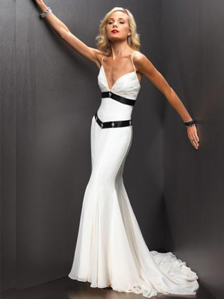 Вечерние платья 2012 - 47
