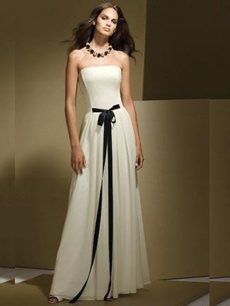 Вечерние платья 2012 - 49