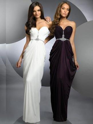 Вечерние платья 2012 - 30