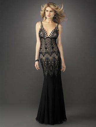 Вечерние платья 2012 - 50
