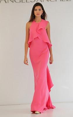 Вечерние платья 2012 - 5