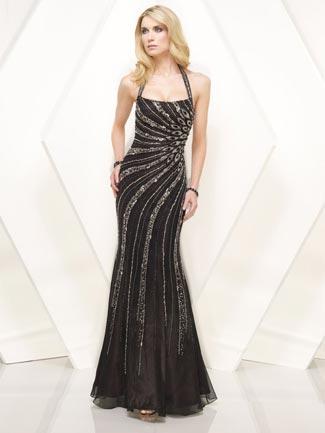 Вечерние платья 2012 - 54