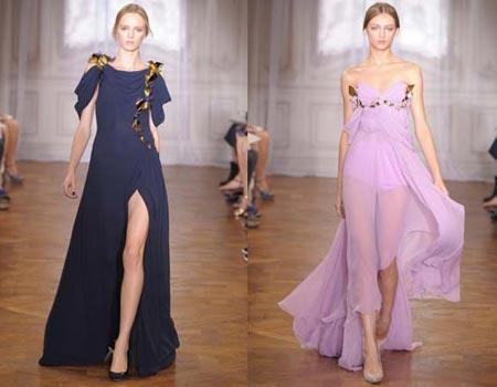 Вечерние платья 2012 - 15