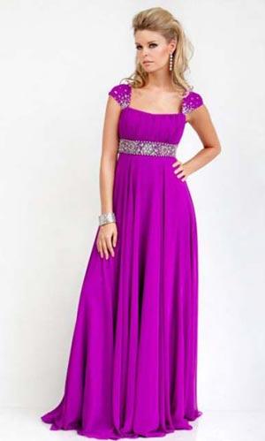 Вечерние платья 2012 - 6