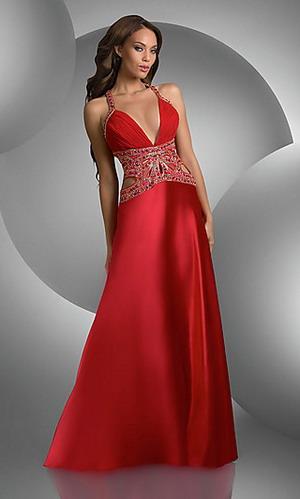 Вечерние платья 2012 - 7