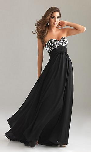 Вечерние платья 2012 - 8