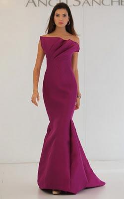 Вечерние платья 2012 - 2