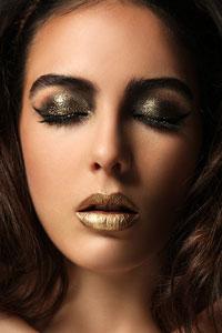 Вечерний макияж 3