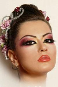 Вечерний макияж 34