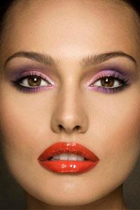 Вечерний макияж 12