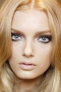 Вечерний макияж 17