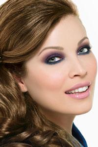 Вечерний макияж 41