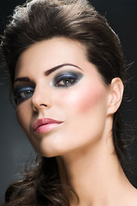 Вечерний макияж 42