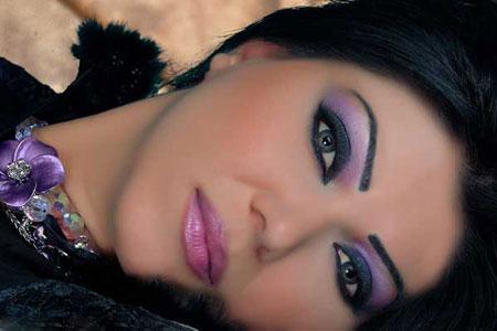 Вечерний макияж 24