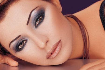 Вечерний макияж 29