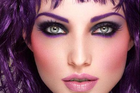 Вечерний макияж 44