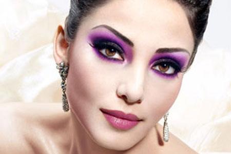 Вечерний макияж 45