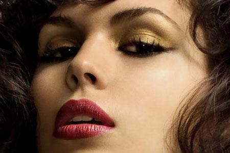 Вечерний макияж 47