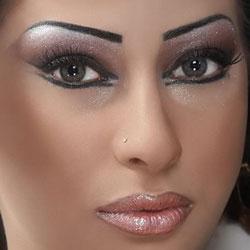 Вечерний макияж 27
