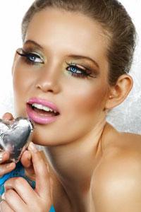 Вечерний макияж 43