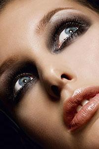 Вечерний макияж 14