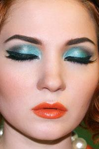 Вечерний макияж 15