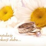 Поздравления со свадьбой на польском