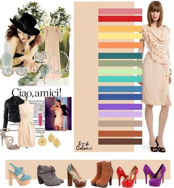 Как сочетать цвета в одежде - фото 10