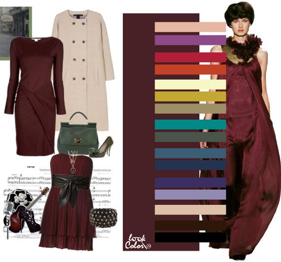 Как сочетать цвета в одежде - фото 11