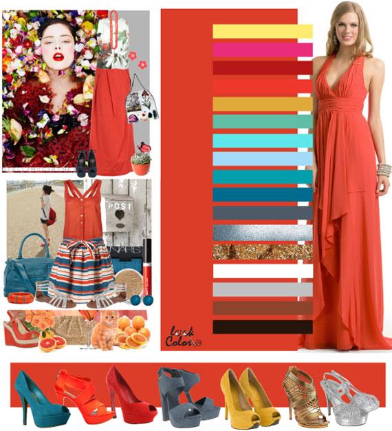 Как сочетать цвета в одежде - фото 12
