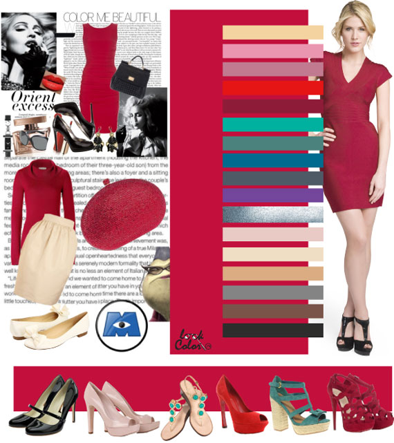 Как сочетать цвета в одежде - фото 13