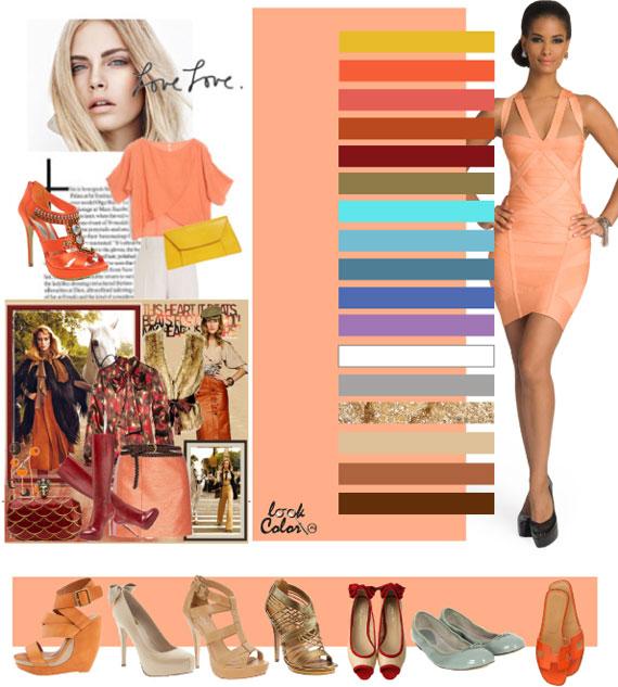 Как сочетать цвета в одежде - фото 14