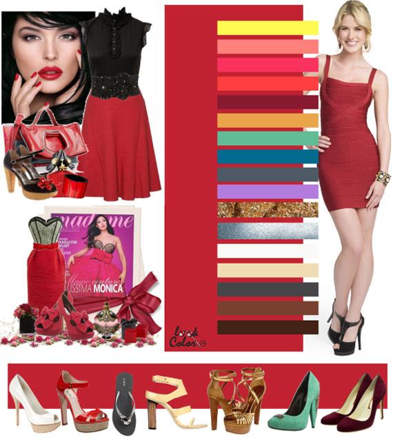 Как сочетать цвета в одежде - фото 15