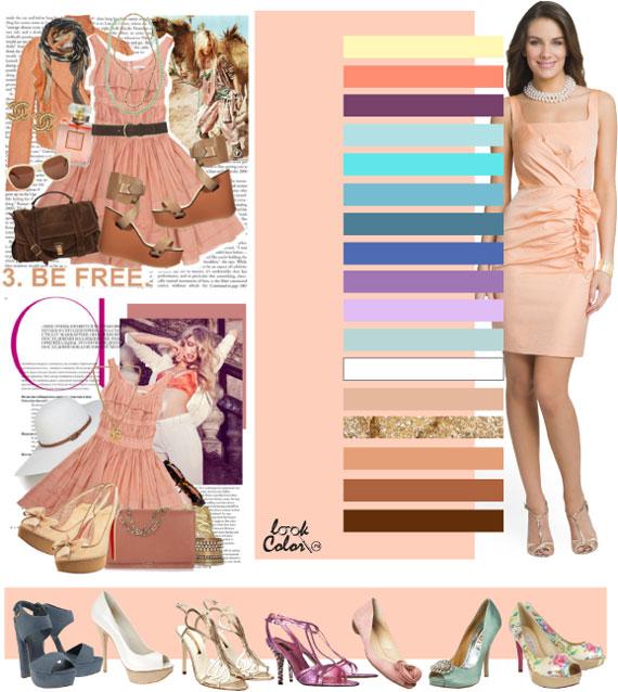 Как сочетать цвета в одежде - фото 16