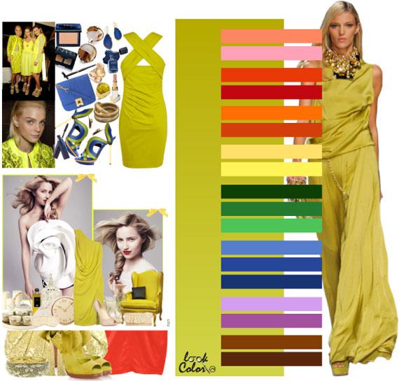 Как сочетать цвета в одежде - фото 20