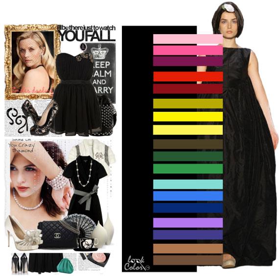 Как сочетать цвета в одежде - фото 21