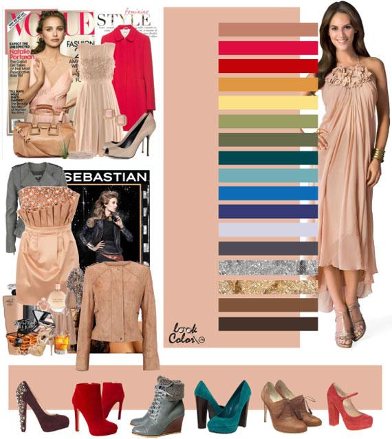 Как сочетать цвета в одежде - фото 23