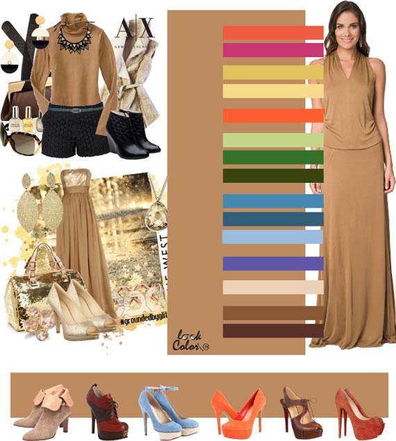 Как сочетать цвета в одежде - фото 24