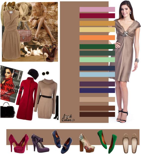 Как сочетать цвета в одежде - фото 25