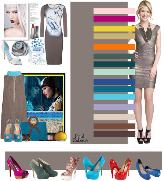 Как сочетать цвета в одежде - фото 26