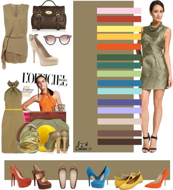 Как сочетать цвета в одежде - фото 27